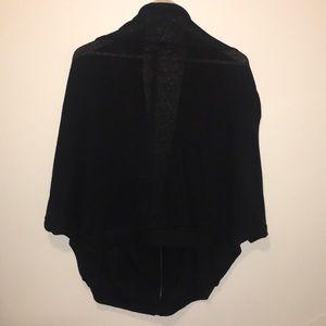 Anthropologie Sweaters - Anthro MOTH Black Cardigan
